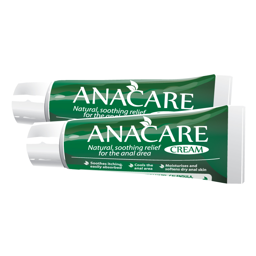 Anacare Two Tubes – 2 x 25ml (Buy One Get One Half Price)