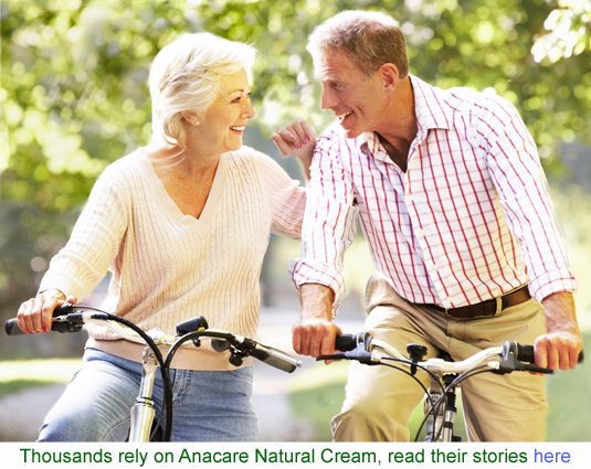 Be free form hemorrhoids with Anacare Cream